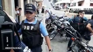 Capturan a empleado del IHSS acusado de violar a varias mujeres