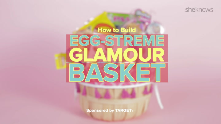 Easter basket ideas for adults an easter basket thats pink sweet and full of fun by whitney coy negle Image collections