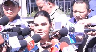 Rosa de Lobo confirma investigación por presunto desvío de L12 millones