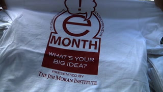 'eMonth' kicks off with 'ENTREPRElooza' Student Expo