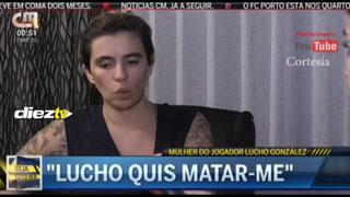 Futbolista argentino es acusado de intentar matar a su mujer