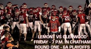 Glenwood Second Season Matchup Round One