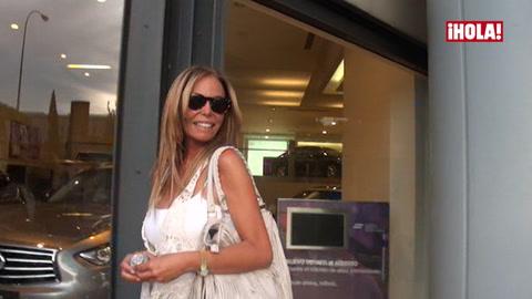 Lara Dibildos celebra un cumpleaños muy especial: \'Álvaro y yo tenemos una relación muy estrecha\'