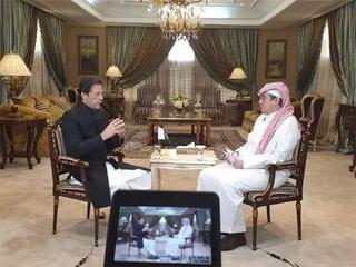 سعودی عرب پر کسی قسم کا حملہ برداشت نہیں کریں گے، وزیر اعظم عمران خان