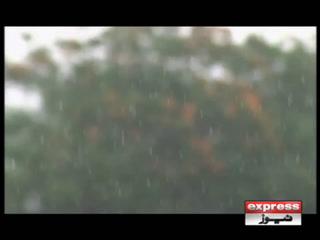 پنجاب، خیبر پختونخوا اور بالائی علاقوں میں بارش، موسم خوشگوار
