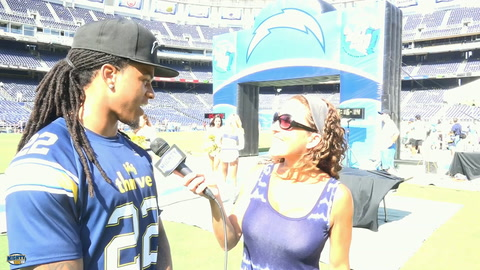Jason Verrett on why Chargers can go to worst-to-first & giving back