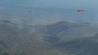 İşte Giresun'da düşen askeri helikopterin düşmeden önceki son anları!!
