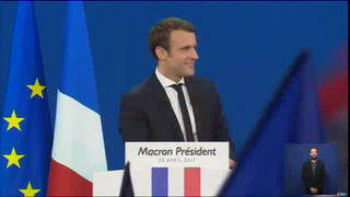 Hollande expresa su apoyo a Macron