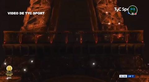 Cristiano Ronaldo conquista su quinto Balón de Oro y empata a Messi