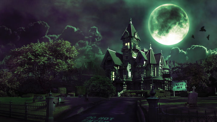 4 Real-Life Haunted Houses You Can Buy--If You Dare