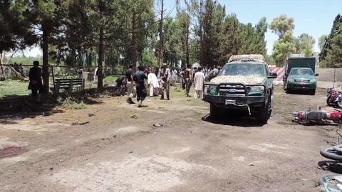 Más de 30 muertos en atentado con coche bomba en Afganistán