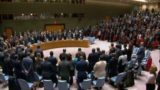 Abas pide en la ONU ayuda para lograr la paz en Oriente Medio