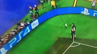 Dani Carvajal, sale lesionado de la final de la Champions ante Liverpool
