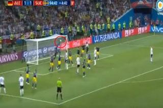 La curva perfecta vista desde las gradas: Exquisito tiro libre de Toni Kroos para triunfar ante Suecia
