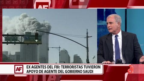 Ex Agentes del FBI sobre el ataque del 9/11: terroristas tuvieron  apoyo de agente del gobierno saudi
