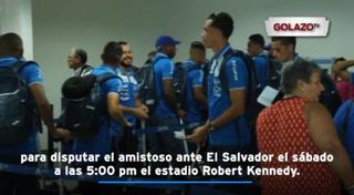 Beckeles y Leverón no jugarán ante El Salvador