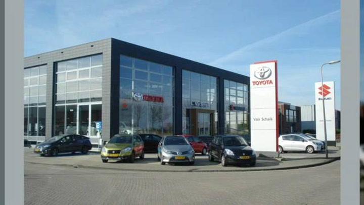 Toyota & Suzuki Dealer Van Schaik - Video tour