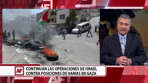 Israel lanza más ataques contra Gaza y aumenta el temor a una invasión terrestre