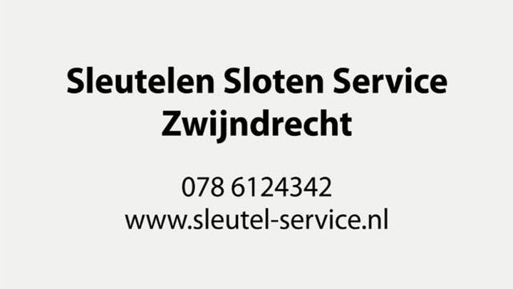 Sleutel en Sloten Service Zwijndrecht - Bedrijfsvideo