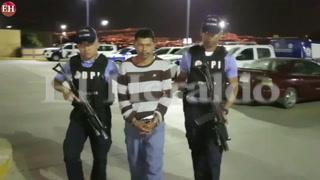 Integrante de Pandilla 18 es capturado por el asesinato de dos hermanos