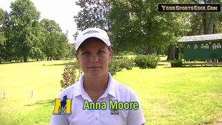 Anna Moore Ready for US Amateur