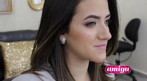 Amiga: Preparación de rostro para lucir un buen acabado