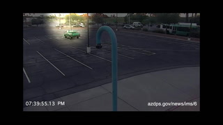 Video of Wrong-Way Driver in Sky Harbor Airport