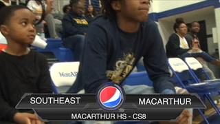 Southeast Vs. Macarthur Bbb!