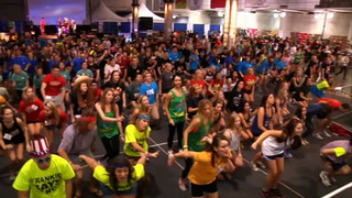 Dance Marathon at FSU 2012