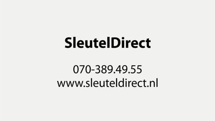 SleutelDirect - Bedrijfsvideo