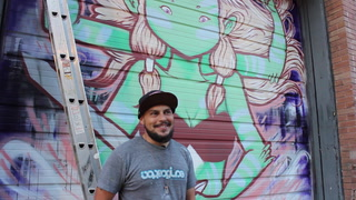 New Murals Bloom in RiNo for Colorado Crush 2016