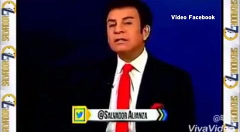 Salvador Nasralla acusa a la OEA de corrupta
