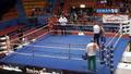 Genç boksör hakemi hastanelik etti!