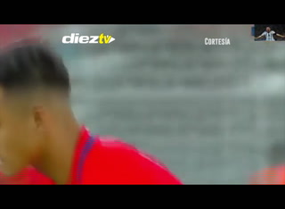 Chile derrota 3-1 a Venuezuela por la eliminatoria mundialista