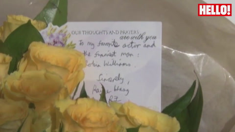 Fans pay tribute to Robin Williams outside \'Mrs Doubtfire\'s house\'
