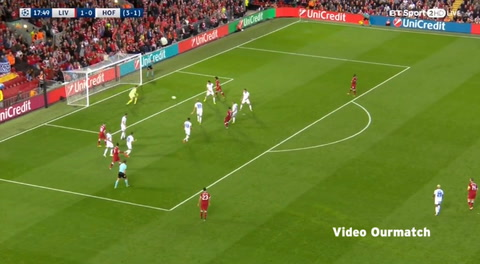Liverpool 4-2 Hoffenheim (Play-offs Champions League)