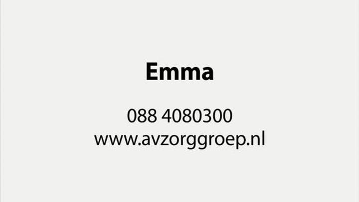 Emma - Bedrijfsvideo