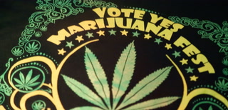 Vote Yes Marijuana Fest