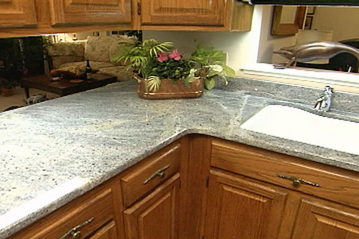 How a Granite Countertop is Measured Cut and Installed DIY
