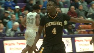 Eisenhower vs. Belleville East Collinsville Tournament
