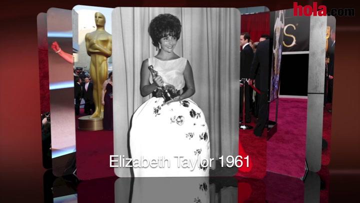 41 vestidos de Oscar que han brillado en la alfombra roja