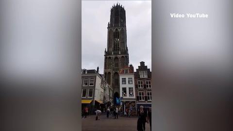 Holanda: La catedral de Utretch rinde homenaje a Avicii