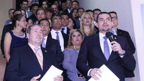 Tomás Zambrano afirma ser inocente ante requerimiento fiscal