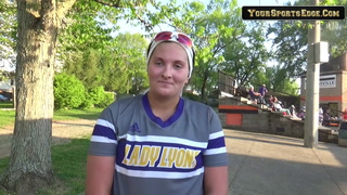 CulpThrows Perfect Three Innings for Lyon County