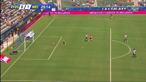 Necaxa venció 1-0 a Monterrey en la Supercopa de México