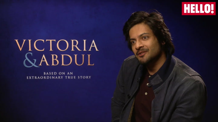 Talking Victoria & Abdul with Ali Fazal