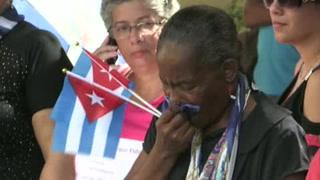 Restos de Castro llegan a provincia de Santiago