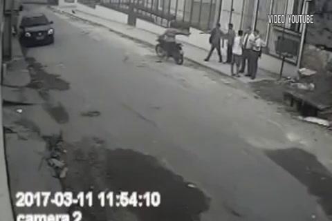 Misionero mormón se defiende y golpea a delincuente en Brasil