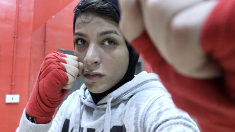 Emirati Women's Day special: Meet the UAE's first woman boxer