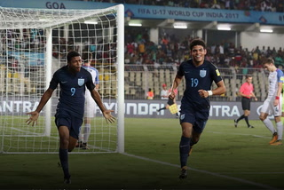 Inglaterra humilla a Estados Unidos en Mundial sub-17 de la India